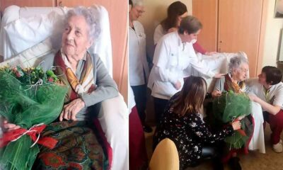 Oldest woman in Spain (113) survives coronavirus